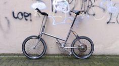 充電不要の電動アシスト自転車、VRUM の「CATTIVA」−おしゃれなイタリアのミニベロ(えん乗り [乗り物ニュース]) - goo ニュース