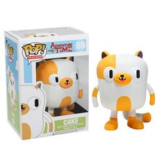 Adventure Time Cake Pop! Vinyl Figure - Funko - Adventure Time - Vinyl Figures at Entertainment Earth