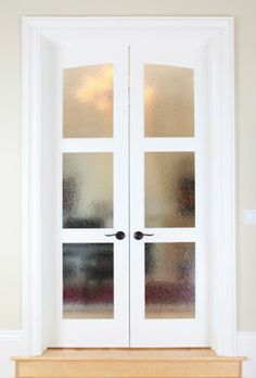 Frosted Glass French Interior Doors   Google Search
