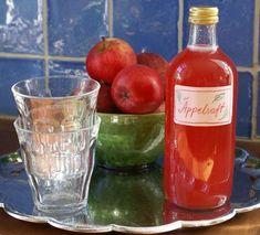 Recept på kallrörd äppelsaft