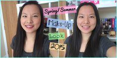 Spring/Summer Make-Up Look 2015 ♡ | Asia Jade