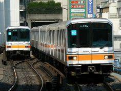 Tokyo Metro Subway Ginza-Line / 東京メトロ 銀座線 車両