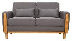 divano in pelle grigio due posti - Cerca con Google