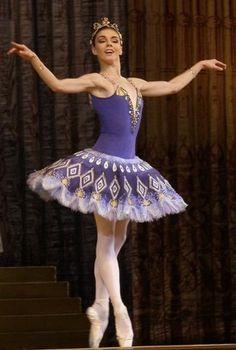 "Natalia Osipova as Aspicia in ""The Pharaoh's Daughter"" (Bolshoi Ballet)"