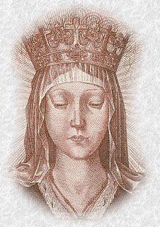 Dia a Dia Franciscano.: Santa Franciscana do dia - 04/07 - Santa Isabel de...