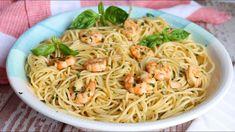 Pasta Casera, Spaghetti, Menu, Ethnic Recipes, Carne, Youtube, Cakes, Pasta Recipes, Garlic Prawns
