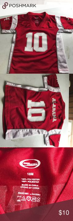 18 month Alabama jersey 18 month Alabama jersey Shirts & Tops Tees - Short Sleeve