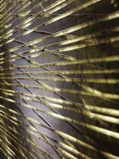 Decorative backlit natural stone wall panel PIETRE LUMINOSE - RIGEL by Raffaello Galiotto Lithos Design