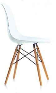 Sidechair By Charles Eames 1950