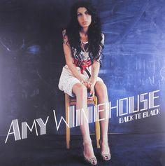 Vinyle : Back To Black - Amy Winehouse