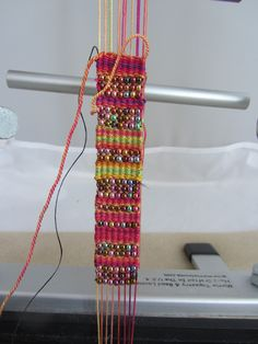 A Word From Elena: The Affinity Bracelet Weave-Along Week One