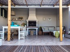 Maravilhosas cozinhas externas vão te inspirar nesse verão!
