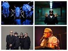 Artistas já confirmados para o dia 1 de Agosto no Festival #VilardeMouros.