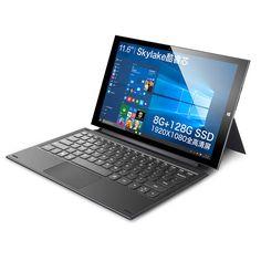 Teclast X3 Pro 2 in1 Ultrabook Tablet 11.6 inch Win10 Skylake Core M3-6Y30 Dual Core 8GB RAM / 128GB SSD ROM IPS FHD Screen Bluetooth4.0 - ShopTabletPcs.com