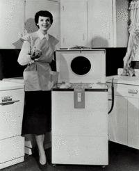 """Dishwashing has never been so effortless!"""