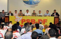 Foto: internet/reprodução      O Governador Rodrigo Rollemberg ( PSB ), como lhe…