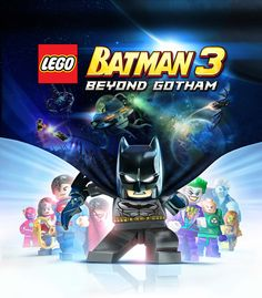 Lego Batman 3: Beyond Gotham DLC Season Pass Details & Trailer