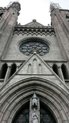 Facade, cathedral