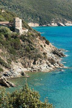 #spiaggia delle Cannelle, Monte Argentario, Grosseto, Toscana. #lunadimiele