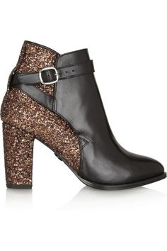sparkle booties... LOVE!
