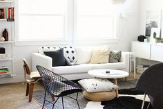 my living room/by AMM blog