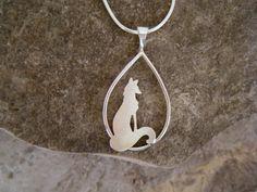 fox pendant for @Clara McCoy