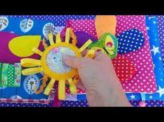 Книжка малышка для Арианны[10] с 6 месяцев до 2-3лет(Италия) - YouTube