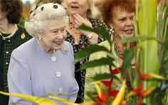 Chelsea Flower Show 2013: 100 years of royal approval