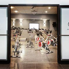 @Rêve Cycling Studio is a hybrid cycling / yoga studio in Portland, Maine.