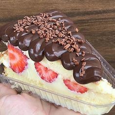 Easy Homemade Recipes, Sweet Recipes, Dessert Packaging, Strawberry Cake Recipes, Food Wishes, Unique Desserts, Sweet Tarts, Recipes From Heaven, Ceviche