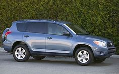 2008 Toyota RAV4 SUV 21-27 mpg 2013 Best Used Cars Consumer Reports