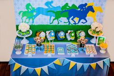 Kentucky Derby Inspired Party Feature