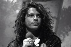 Director Richard Lowenstein digs deep with Mystify: Michael Hutchence, his intimate and profoundly moving doco about his friend, the late INXS frontman. Michael Hutchence, Greek Tragedy, Australian Men, Traumatic Brain Injury, Book Challenge, Rock N Roll Music, Hit Songs, Her Brother, Feature Film
