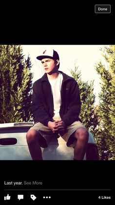Logan Perry ❤️