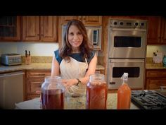 How to Make Kombucha with Dr. Taz MD