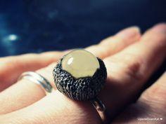 Druzy Ring, Gemstone Rings, Touch, Jewellery, Gemstones, Beauty, Jewels, Gems, Schmuck