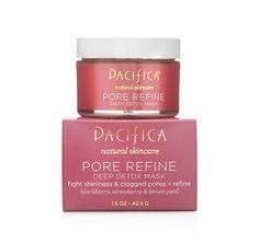 pacifica pore refine deep detox face mask