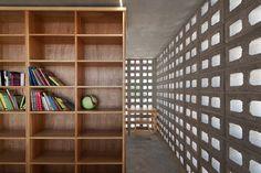Los ganadores en la categoría de Arquitectura Institucional: Fernanda Canales Arquitectura con el proyecto Salas de Lectura.