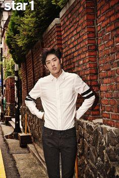Cross Gene Takuya - @Star1 Magazine September Issue '14