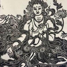 Faith Stone Gallery ~ Dakini As Art Stone Gallery, Green Tara, Faith, Hindu Art, Buddhist Art, Artist, Culture, American, Painting