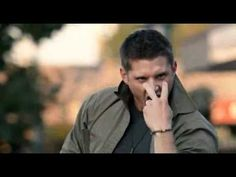 Jensen Ackles - Eye of the Tiger (Supernatural Outtake)  This is my favorite supernatural moment!!