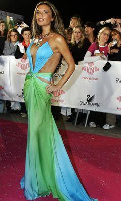 Victoria Beckham in Roberto Cavalli