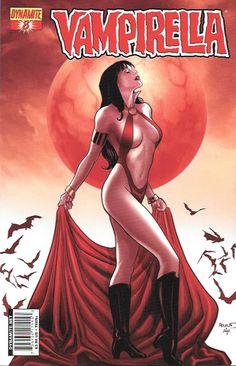 Vampirella # 8 Dynamite Entertainment Vol. 4