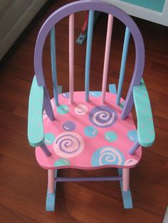I need an old rocking chair so I can make molli one!!!