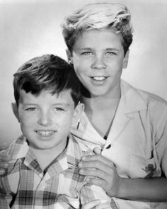 Leave It to Beaver- and Jerry Mathers as the Beaver :)
