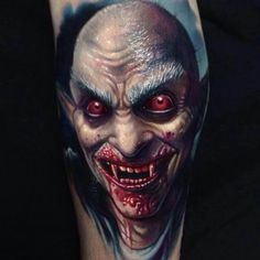 Tattoo devil with red eyes - Ideas Tattoo Designs