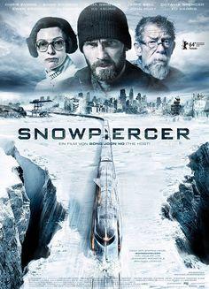 Kar Kureyici - Snowpiercer - 2013 - BDRip Film Afis Movie Poster