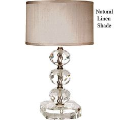 Juliette Table Lamp With Choice Of Shade : All Childrens Lighting at PoshTots
