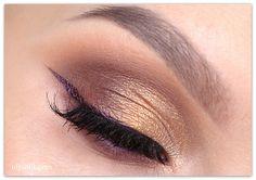 Olga Blik | Natasha Denona Star Palette Makeup Tutorial | https://olgablik.com