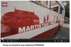 Once in Prague get on board with Martin Tour Prague
